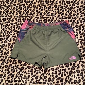 Girls North Face Shorts - NWOT